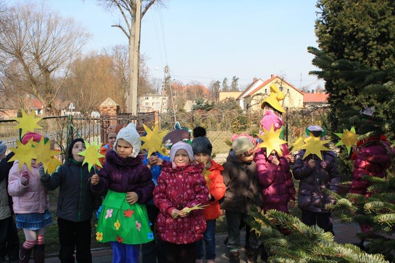 Pożegnanie Zimy Powitanie Wiosny Zespół Edukacyjny W
