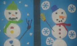Pada śnieg Prószy śnieg Zespół Edukacyjny W Trzebiechowie