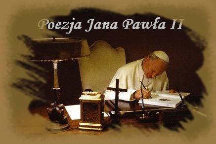 SZKOLNY KONKURS RECYTATORSKI POEZJI JANA PAWŁA II